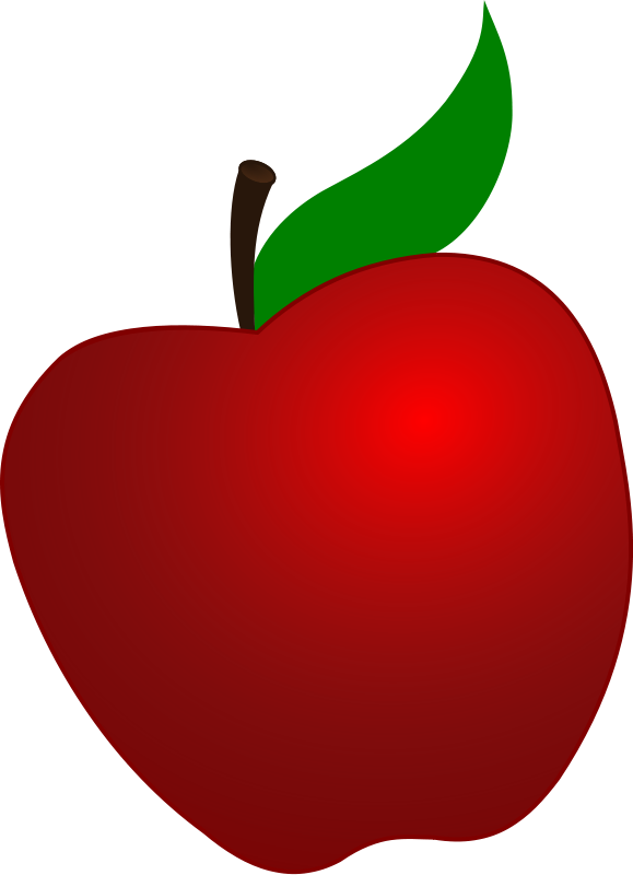 579x800 Apple Clip Art