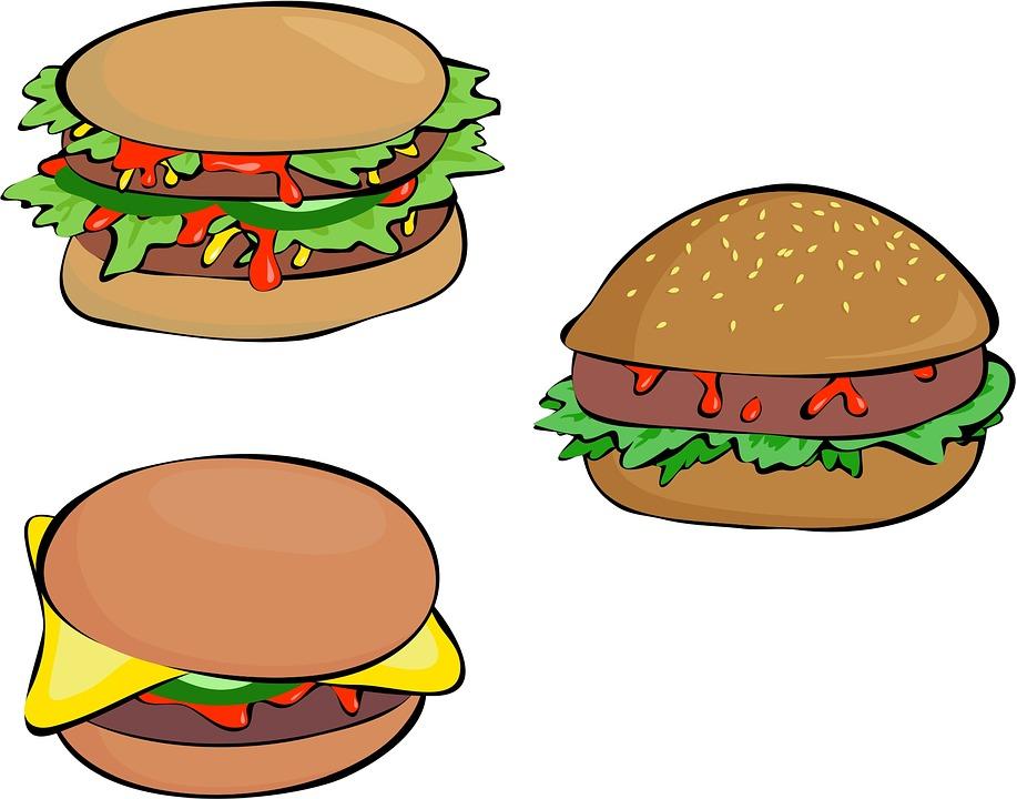 917x720 Cartoon Food Clipart