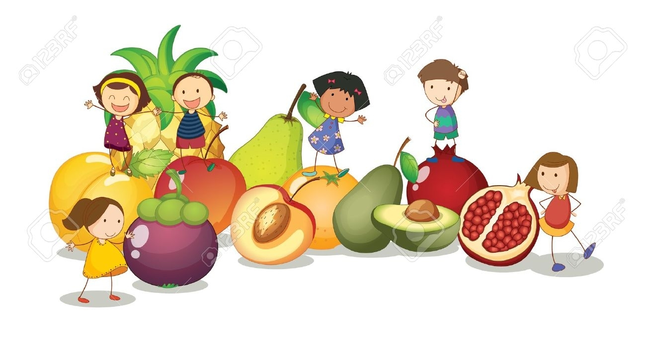 1300x689 Healthy Foods For Kids Clipart Clipartpig