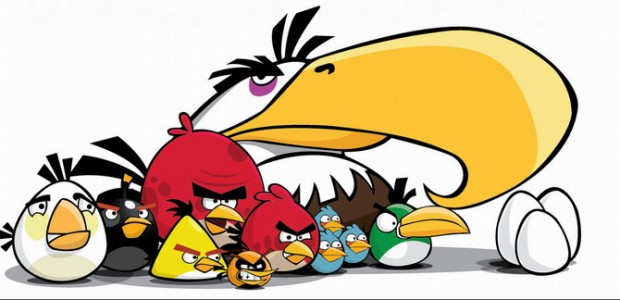 620x300 Angry Birds Coloring Pages