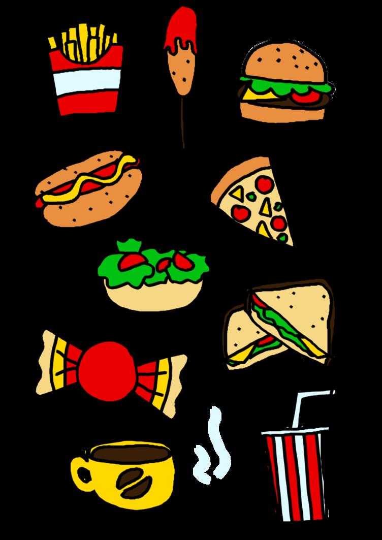 752x1063 Food Clipart by EllieJoy on DeviantArt