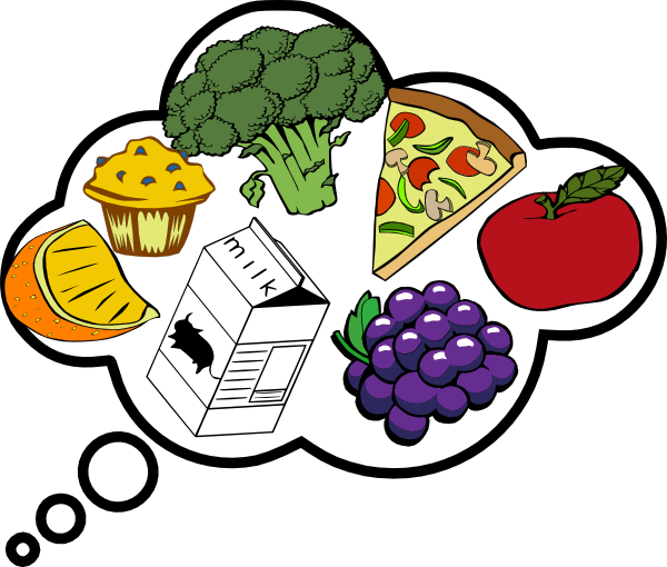 600x510 Collection Of Food For Thought Clipart High Quality, Free
