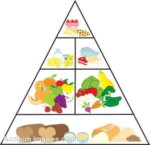 300x289 Food Pyramid Clip Art