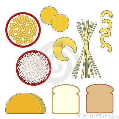 400x400 Grains Clipart grain food group