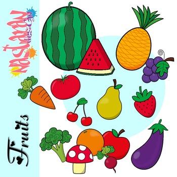350x350 Vegetable Clip Art Teaching Resources Teachers Pay Teachers