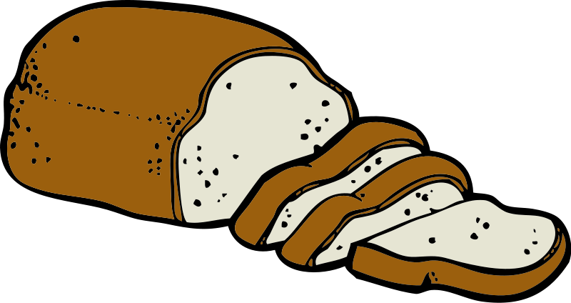 800x424 Clipart Of Food For Free