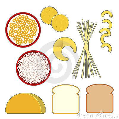 400x400 Grain Clipart Food Group