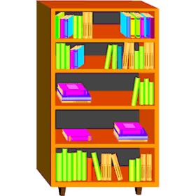 280x280 Illustration Of Food Pyramid Shelves, Food Shelves Clip Art