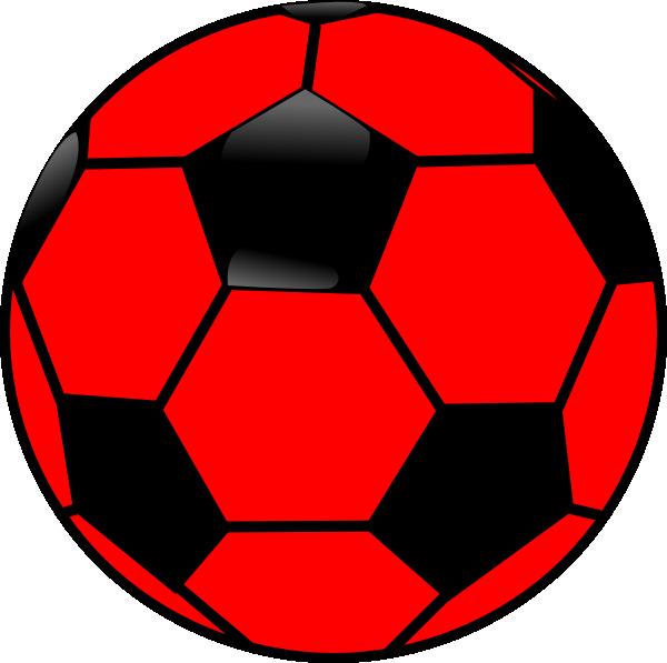 600x597 Soccer Ball Clipart