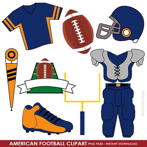 570x570 Football Clipart American Football Clipart Sport Clip Art