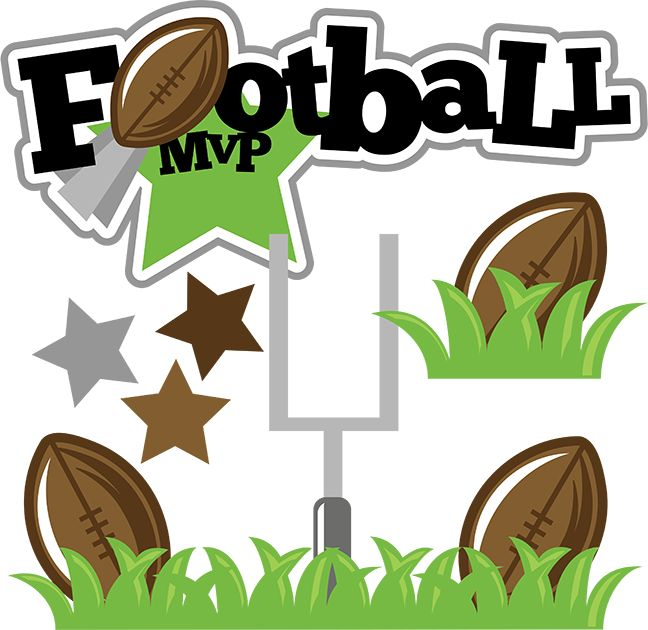 648x630 18cute Football Clip Art