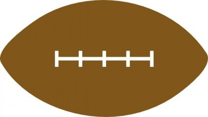 425x240 American Football Clip Art Free Vector In Open Office Drawing Svg