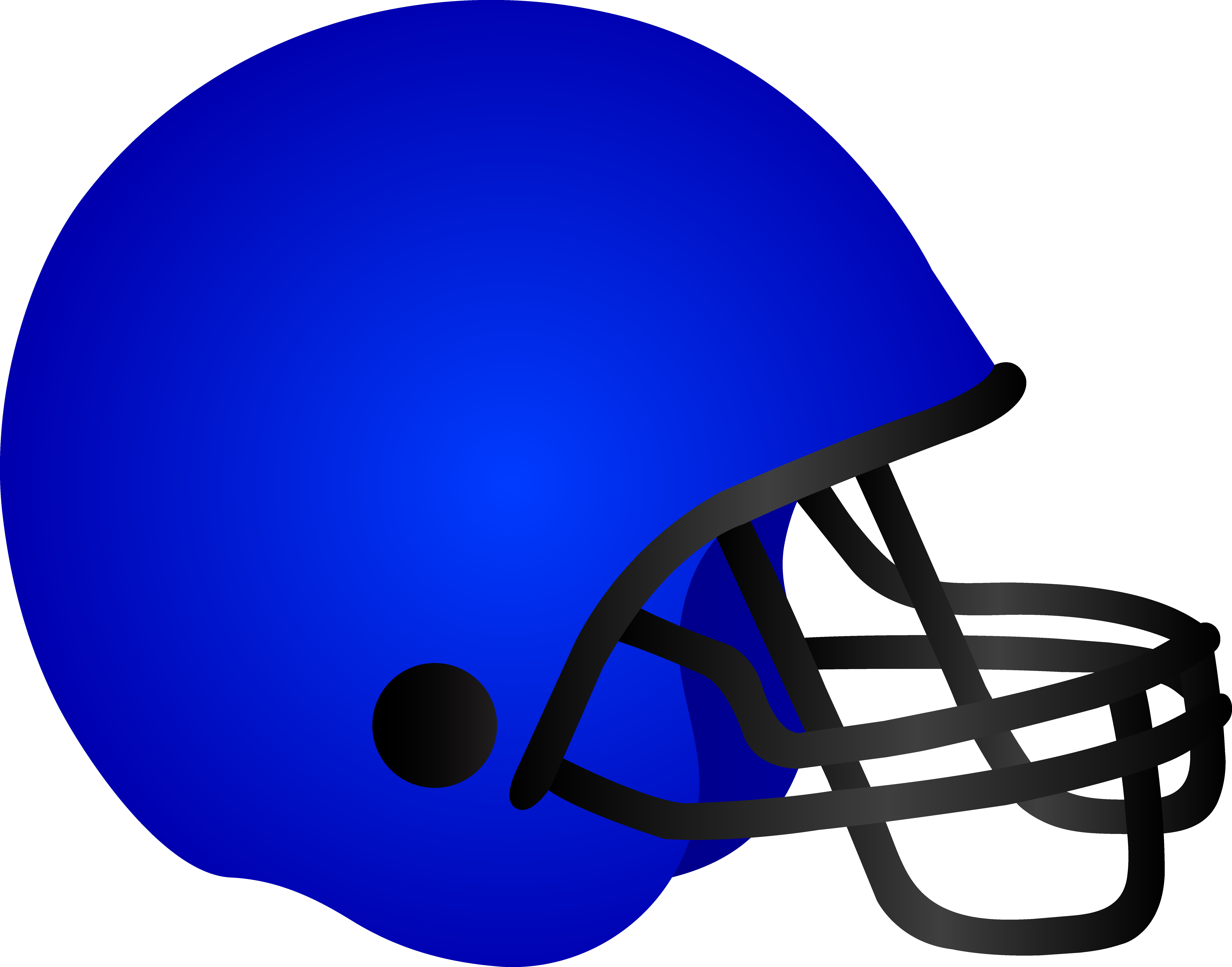 7362x5777 Clipart Football Helmet Outstanding