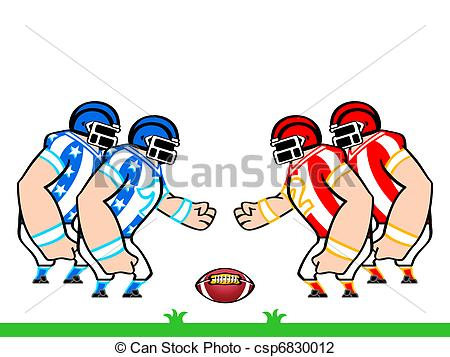450x357 Football Clipart Team Playing 3544427