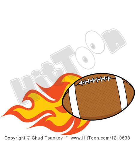 450x470 Football With Flames Clipart 101 Clip Art
