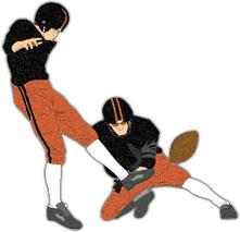 221x213 Football Field Goal Clip Art Clipart Collection