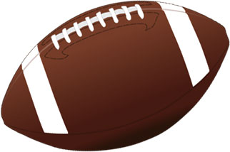 322x214 Free Real Football Clipart