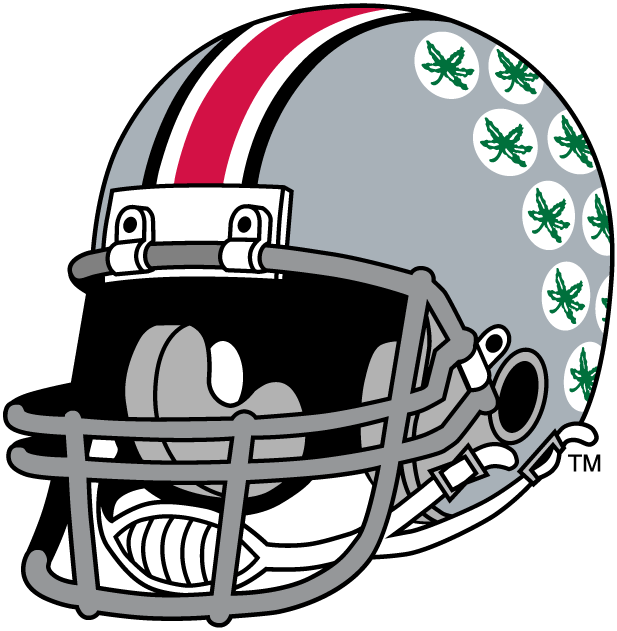 617x631 Collection Of Ohio State Football Clipart Free High Quality