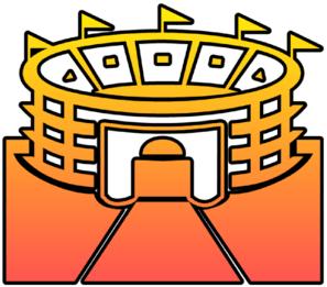 297x261 Stadium Cliparts