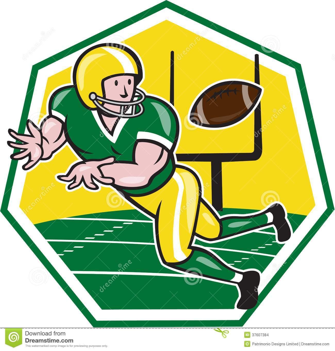 1300x1359 Receiver Clipart Football Catch