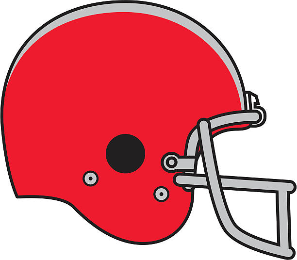 Football Helmet Clipart