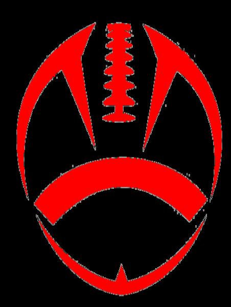 452x600 Red Football Helmet Clipart