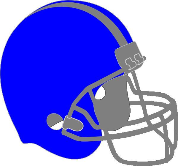 600x559 Helmet Clipart Blue Football Helmet Clip Art