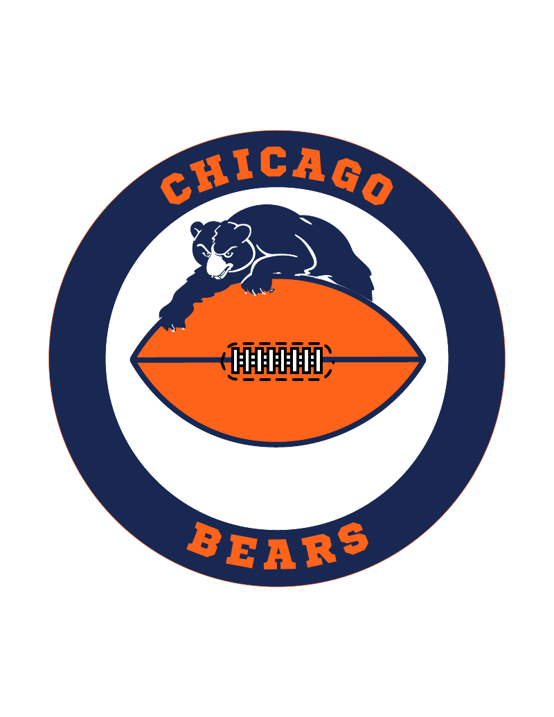 800x1035 Chicago Bears Clip Art Amp Look At Chicago Bears Clip Art Clip Art