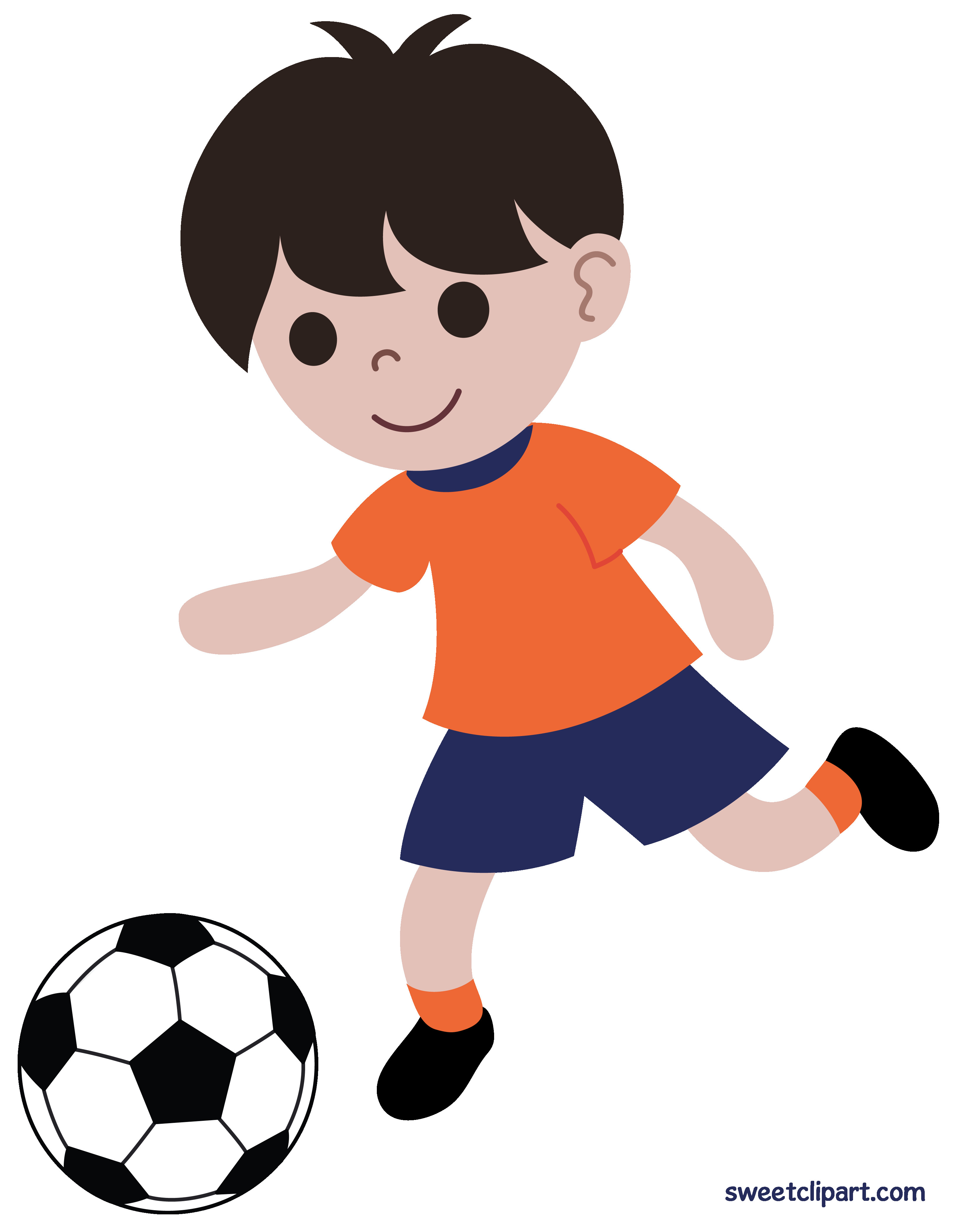 football player clipart at getdrawings com free for personal use rh getdrawings com soccer player clipart black and white soccer player clipart gif