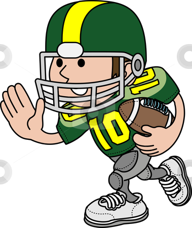379x450 Football Player Clipart Black And White Free Clipart Panda