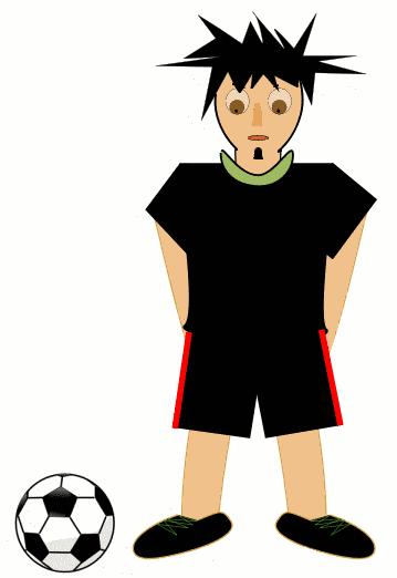 359x522 Football Animated Clipart
