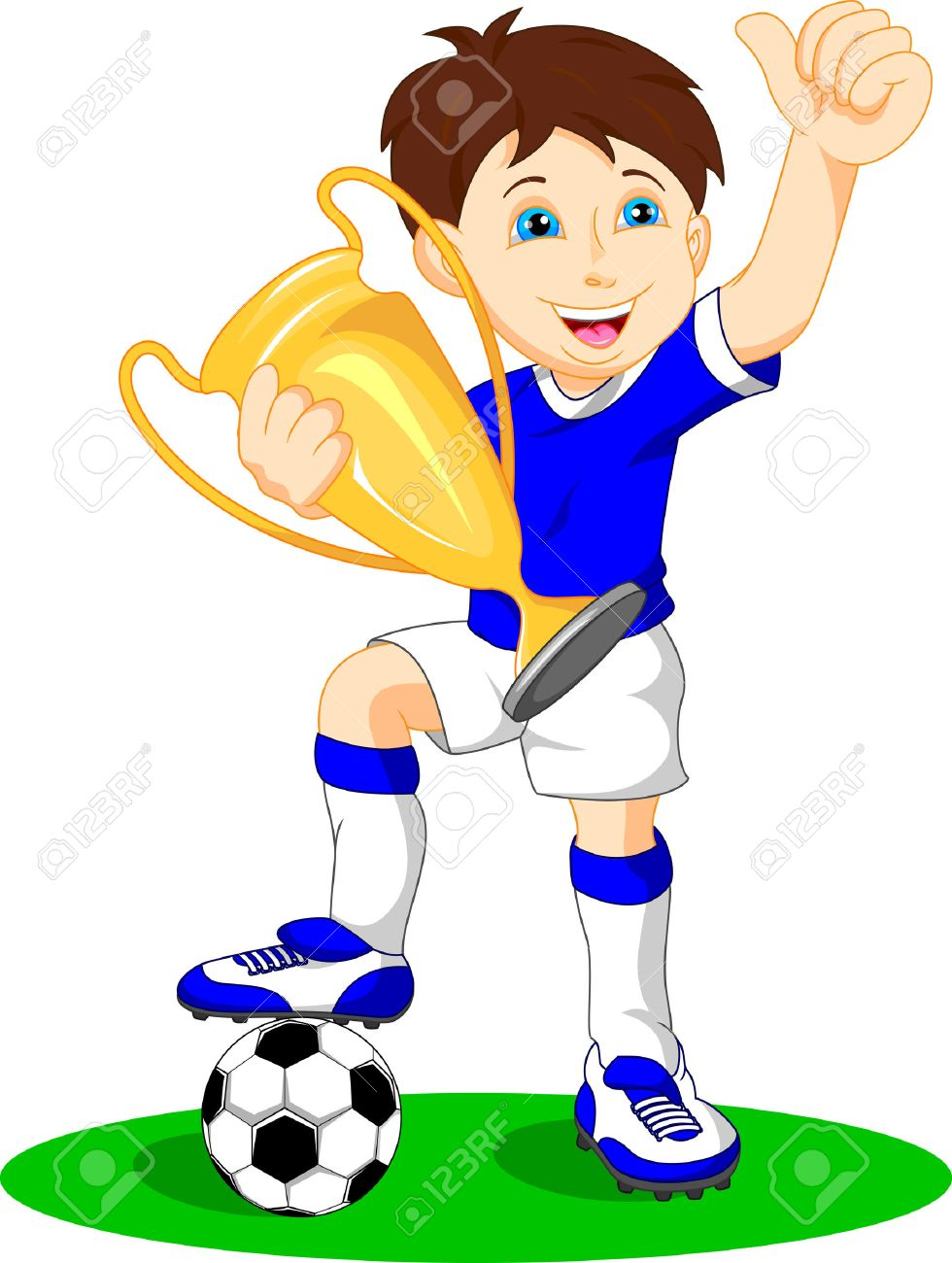 Football Player Clipart at GetDrawings com | Free for