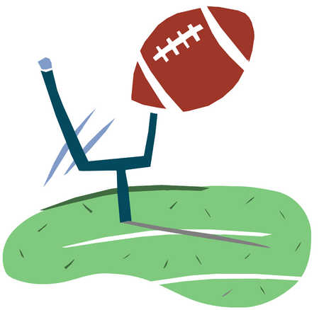 450x438 Football Field Goal Clipart Amp Football Field Goal Clip Art Images