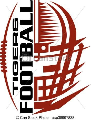 355x470 71 Best Tiger Football Clipart Designs Images On Art