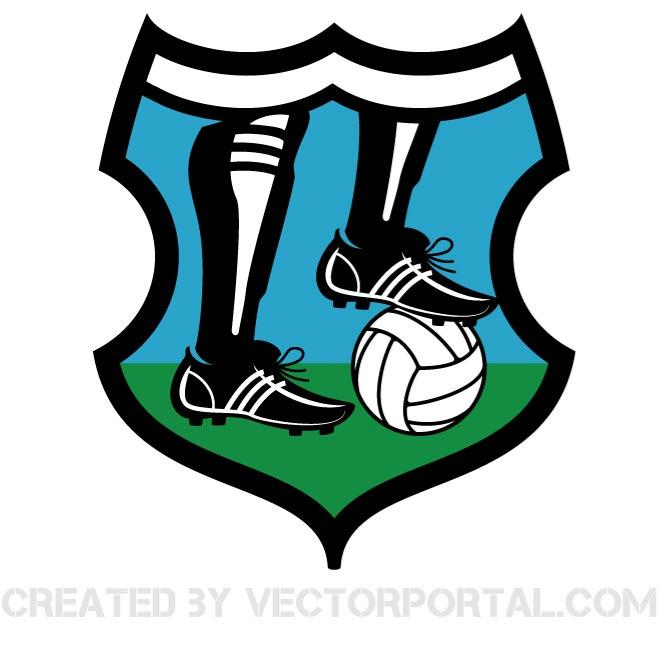 660x660 Clipart Football Logo