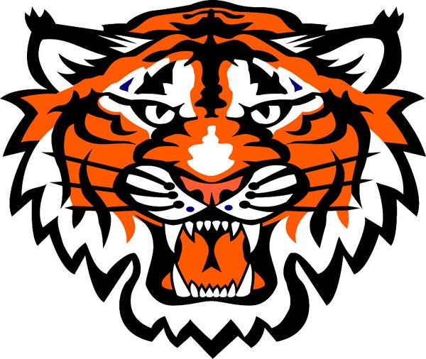 600x506 Football Tiger Mascot Clipart Amp Football Tiger Mascot Clip Art