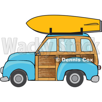 400x400 Ford Clipart Woody