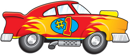 446x188 Trunk Of Car Clipart