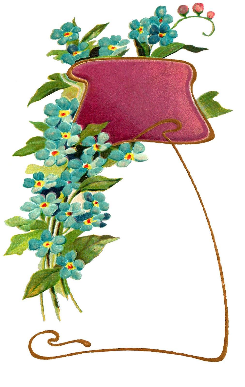 1012x1600 The Graphics Monarch Botanical Art Flower Digital Frame