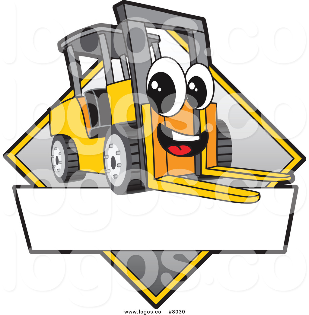 Forklift Clipart at GetDrawings   Free download