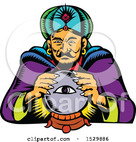 Fortune Teller Clipart at GetDrawings com   Free for