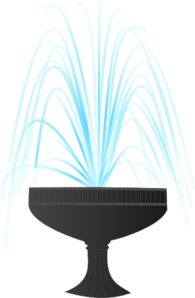 195x298 Fountain Of Youth Clip Art