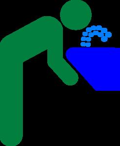 246x299 Water Fountain Clip Art