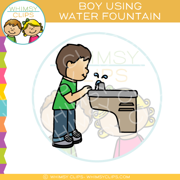 600x600 Water Fountain Clip Art , Images Amp Illustrations Whimsy Clips