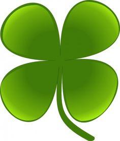 236x278 Pierig Four Leaf Clover Clip Art St Patrick's Day