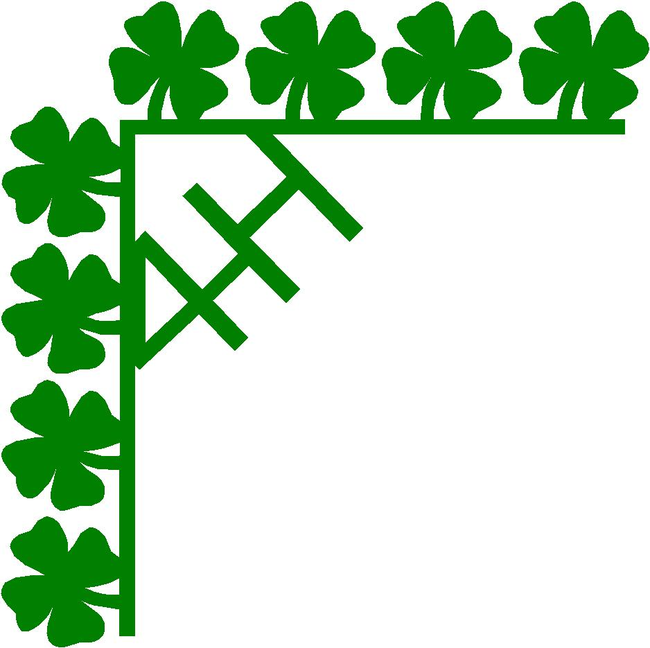 Four Leaf Clover Clipart At Getdrawings Free For Personal Use