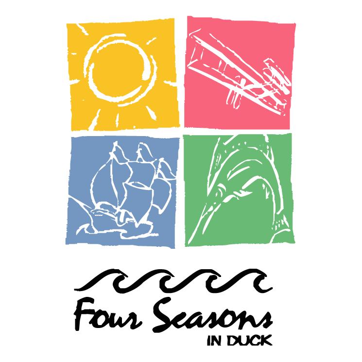 745x745 Four Seasons Free Vector 4vector