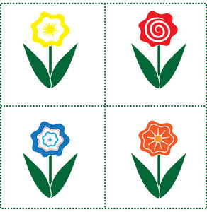 292x300 Free Flowers Clipart Image 0515 1005 0108 0548 Garden Clipart