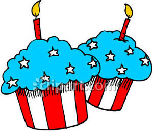 300x258 Fourth Of July Clipart Panda