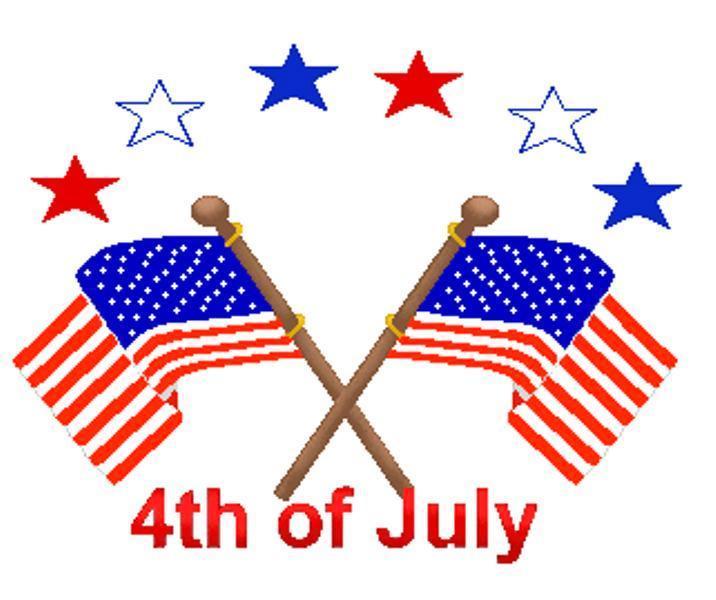 716x600 Free Clip Art Happy Fourth Of July